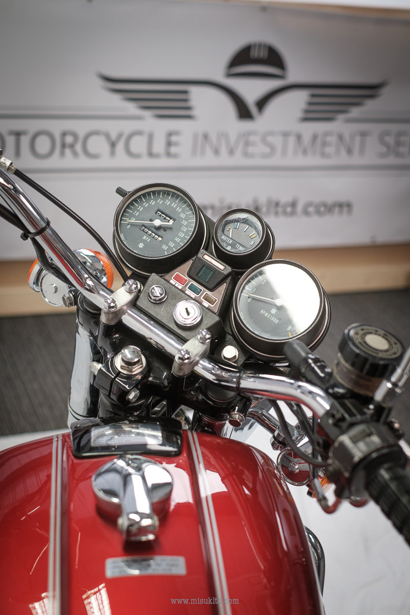 1975 Smokin' Suzuki doesn't get much better than this For Sale (picture 9 of 12)