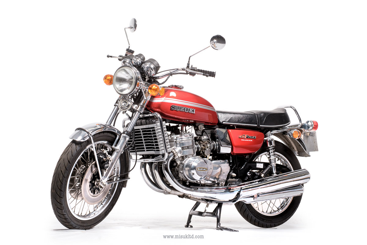 1975 Smokin' Suzuki doesn't get much better than this For Sale (picture 10 of 12)