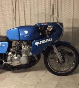 Suzuki GT 750 Vallelunga