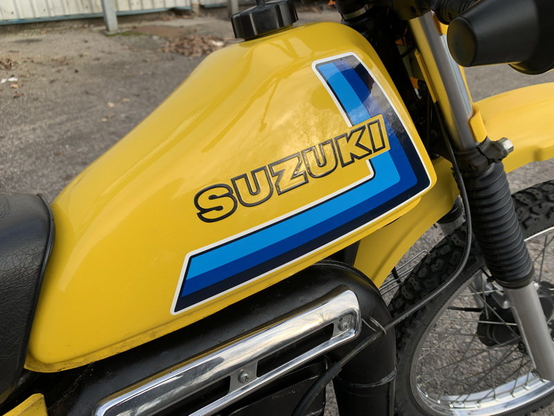 1979 SUZUKI ER 125 ONE OF THE BEST AROUND For Sale (picture 10 of 12)