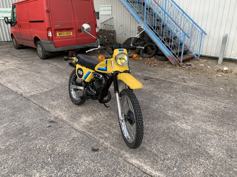 1979 SUZUKI ER 125 ONE OF THE BEST AROUND For Sale (picture 11 of 12)