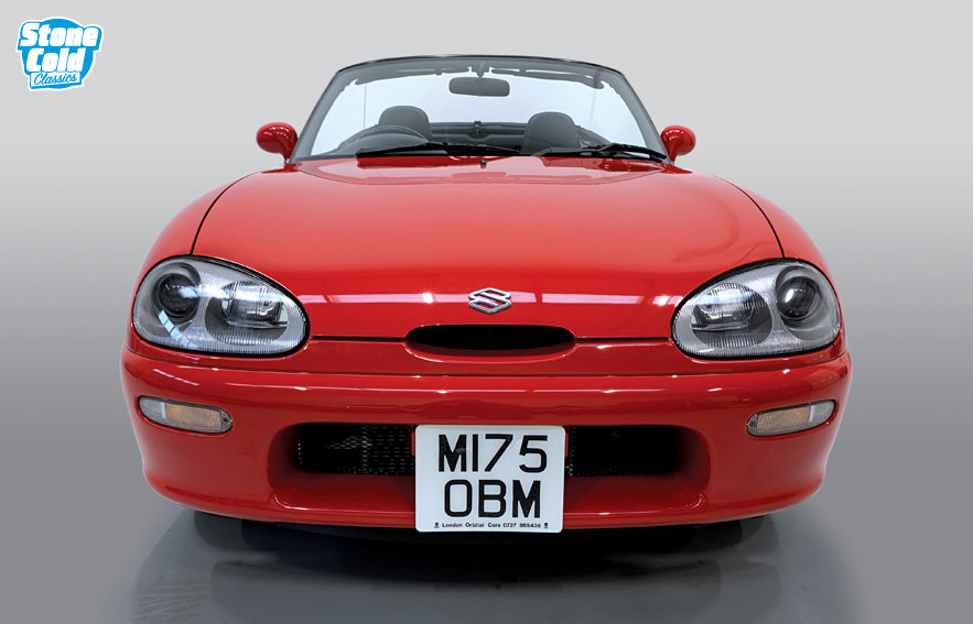 1994 Suzuki Cappuccino 4,800 miles  2 owners  Stunning!! For Sale (picture 17 of 25)