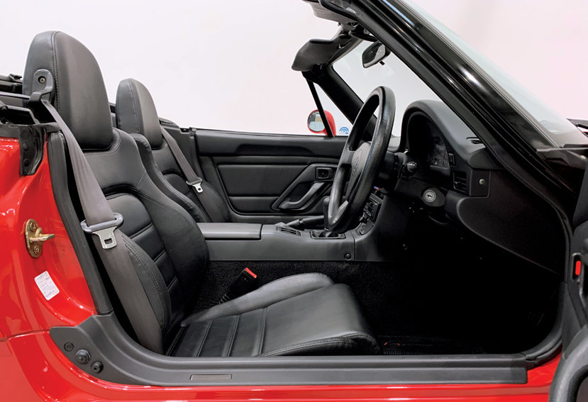 1994 Suzuki Cappuccino 4,800 miles  2 owners  Stunning!! For Sale (picture 23 of 25)
