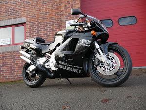 Suzuki RGV250 'M' Black