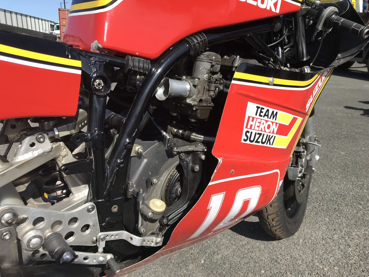 1982 Full Factory SuzukiXR 69 ( not a replica) For Sale (picture 5 of 6)