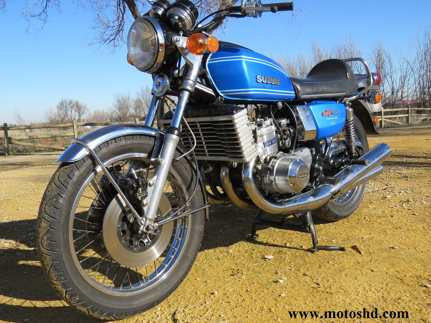 Suzuki GT 750 A from 1976 For Sale (picture 3 of 12)