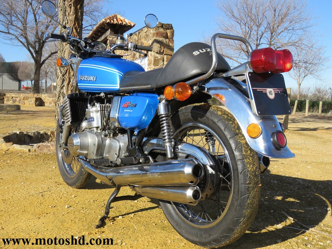 Suzuki GT 750 A from 1976 For Sale (picture 5 of 12)