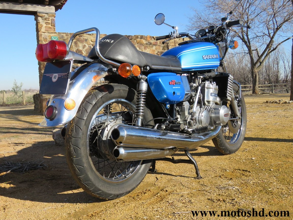 Suzuki GT 750 A from 1976 For Sale (picture 6 of 12)