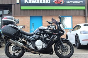 2008 58 GSF1250 SA-K8 Bandit ABS GT Black