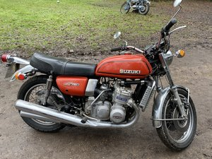 Picture of 1975 Suzuki GT 750 For Sale by Auction