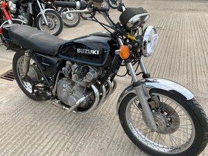 Picture of 1971 Suzuki GS550 For Sale
