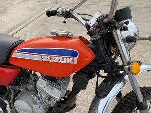 Picture of 1973 Suzuki TC125  20072 For Sale
