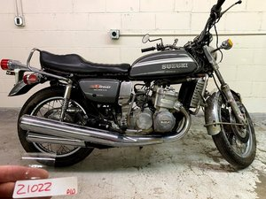 Picture of 1975 Suzuki GT750 For Sale
