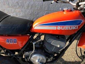 Picture of 1974 Suzuki TS400 21024 For Sale