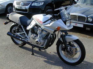 Picture of 1984 SUZUKI GSX 1100 KATANA - 1980`s ERA SUPER BIKE! ULTRA RARE! For Sale