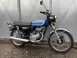 Picture of 1975 SUZUKI GT 185 MINT BIKE! £5995 OFFERS PX X7 TS TRIALS 250 For Sale