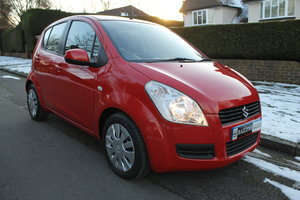Picture of 2010 Virtually As New Suzuki Splash 1.0 GLS with under 10k Miles For Sale