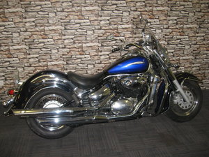 Picture of 2003 03-reg Suzuki VL800 K2 Intruder finished in black and b For Sale