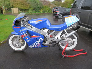 Picture of A 1988 Suzuki RGS250 VJ21 - 30/06/2021 For Sale by Auction