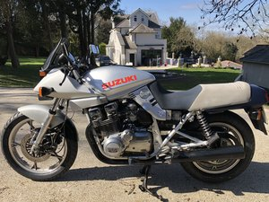 Picture of 1982 Katana 1100 UK bike Very low mileage For Sale