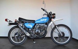Picture of 1977 Suzuki TS400B Apache For Sale