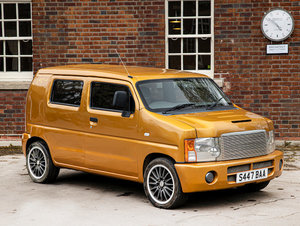Picture of 1998 Suzuki Wagon R For Sale by Auction