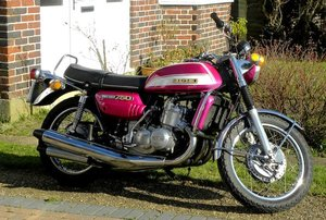 Picture of 1972 Suzuki GT750J Lot 804 For Sale by Auction