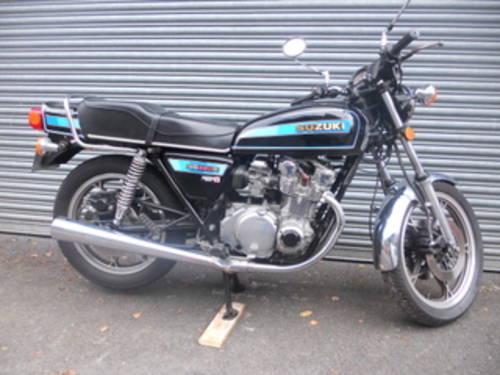 1981 Suzuki GS550ET For Sale (picture 1 of 6)