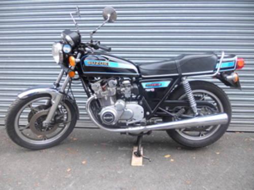 1981 Suzuki GS550ET For Sale (picture 2 of 6)