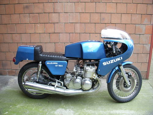 1975 Suzuki 750 S Vallelunga SAIAD For Sale (picture 1 of 6)
