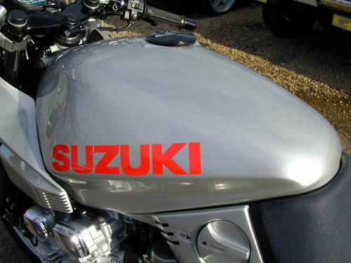 1984 SUZUKI GSX 1100 KATANA - 1980`s ERA SUPER BIKE! -ULTRA RARE! For Sale (picture 6 of 6)