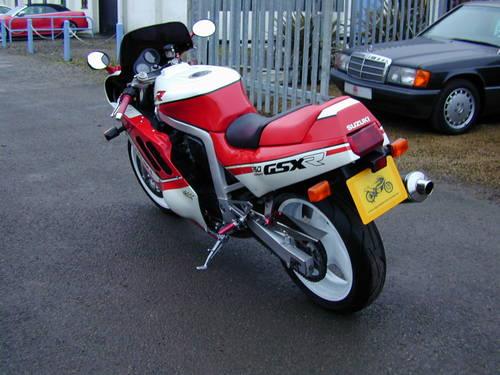 1988 SUZUKI GSX R 750  For Sale (picture 4 of 6)