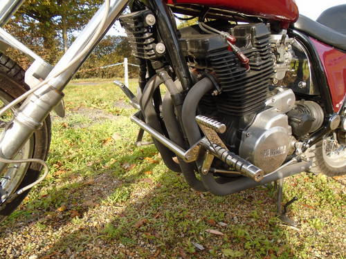 1978 XS 1100 chopper bobber For Sale (picture 3 of 6)
