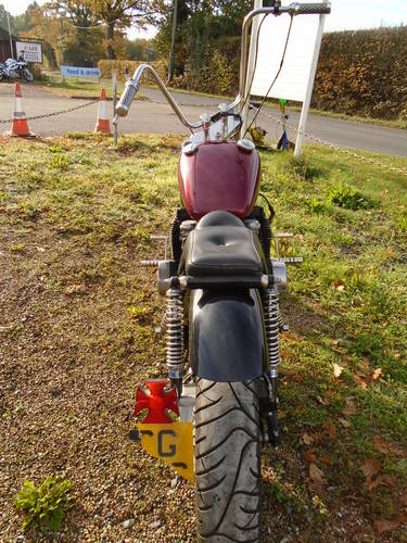 1978 XS 1100 chopper bobber For Sale (picture 6 of 6)