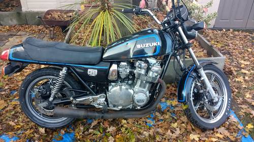 1981 Suzuki Gsx750 Gsx 750 Classic Motorcycle Sold Car And Classic