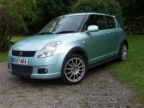 2007 SUZUKI SWIFT 1.3 ATTITUDE SOLD (picture 1 of 6)