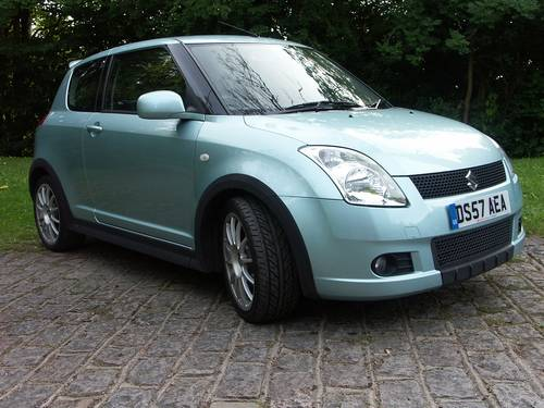 2007 SUZUKI SWIFT 1.3 ATTITUDE SOLD (picture 2 of 6)
