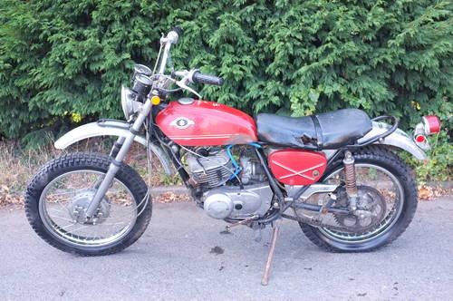 1971 Suzuki TS250 TS250 R TS 250 R US Import Barn Find 70s