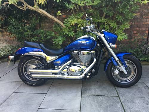 2011 Suzuki Intruder M800 Exceptional Condition SOLD (picture 1 of 6)