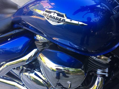 2011 Suzuki Intruder M800 Exceptional Condition SOLD (picture 5 of 6)