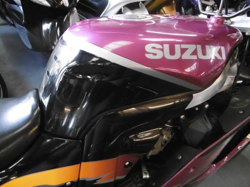 1996 Suzuki GSXR750W Very original and standard  SOLD (picture 2 of 6)