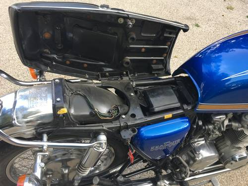 1975 Lovely CB550F Supersport SOLD (picture 5 of 6)
