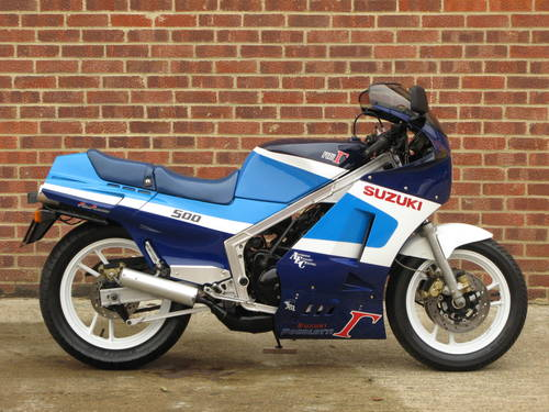1986 Suzuki RG500 Gamma For Sale (picture 1 of 6)