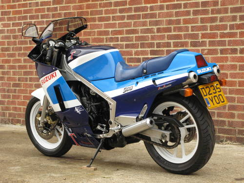 1986 Suzuki RG500 Gamma For Sale (picture 5 of 6)
