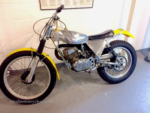 1977 Suzuki Beamish 250cc For Sale (picture 1 of 6)