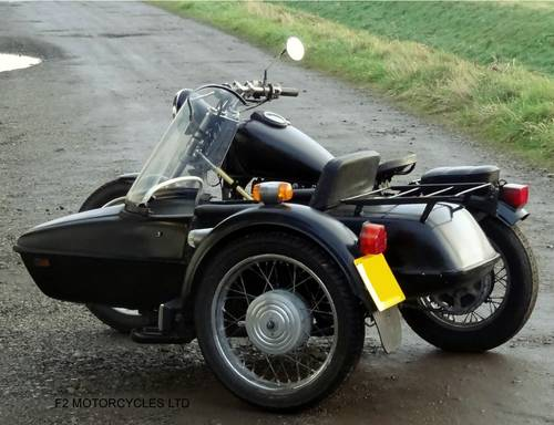 1999 Suzuki LS650 Savage and Sidecar, modified, Rat, Brat, Custom SOLD (picture 4 of 6)