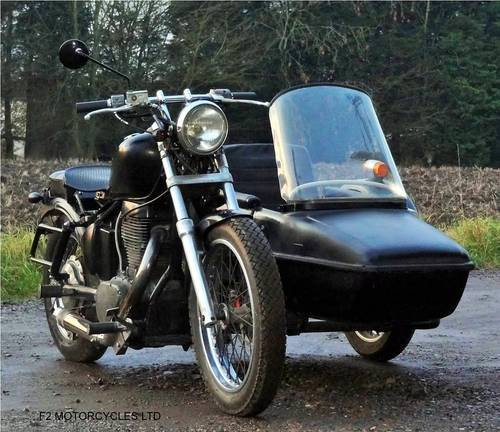 1999 Suzuki LS650 Savage and Sidecar, modified, Rat, Brat, Custom SOLD (picture 6 of 6)