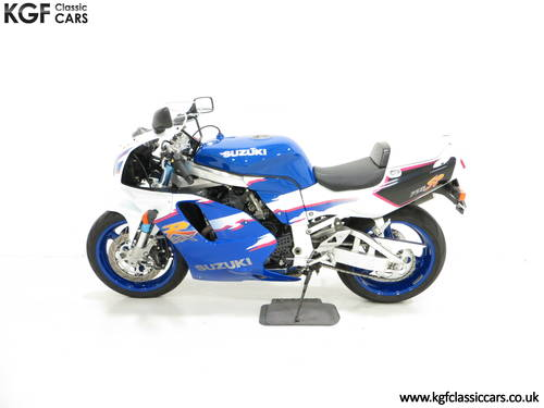 1994 An Ultra-Rare Homologation Suzuki GSX-R750 SP SOLD (picture 3 of 6)