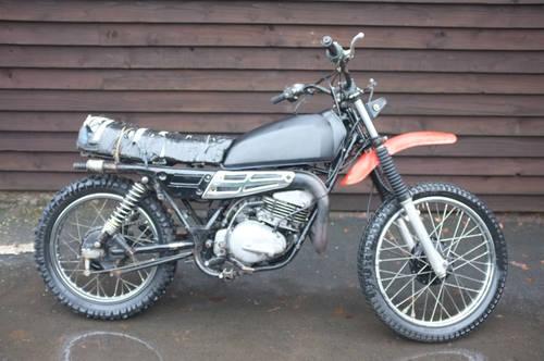 Suzuki TS250 TS 250 1978 Barn Find Ride or restore SOLD