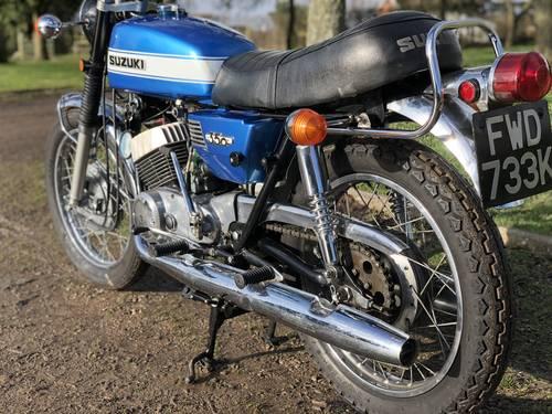 Suzuki T350 Rebel 1972. Older Restoration SOLD (picture 4 of 6)